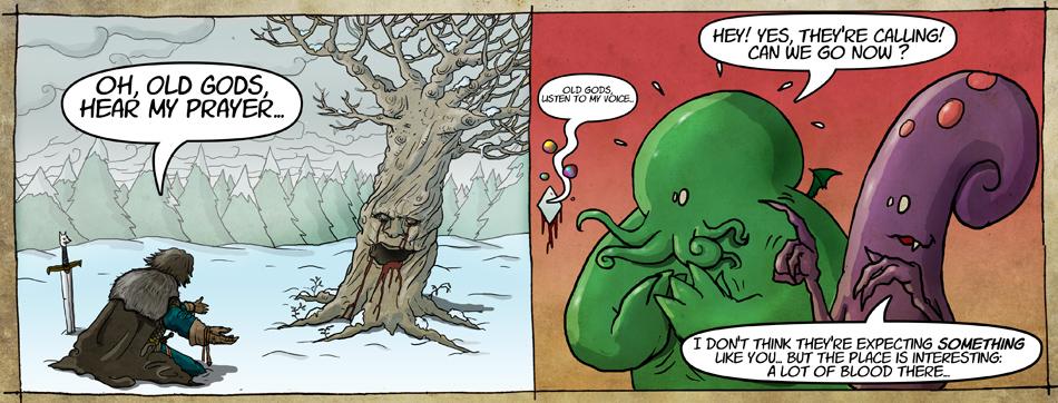 Unspeakable Vault of Doom W148_tree